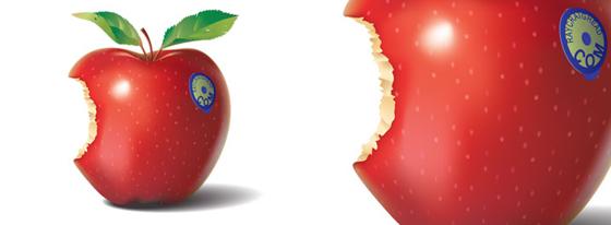 矢量图素材 水果