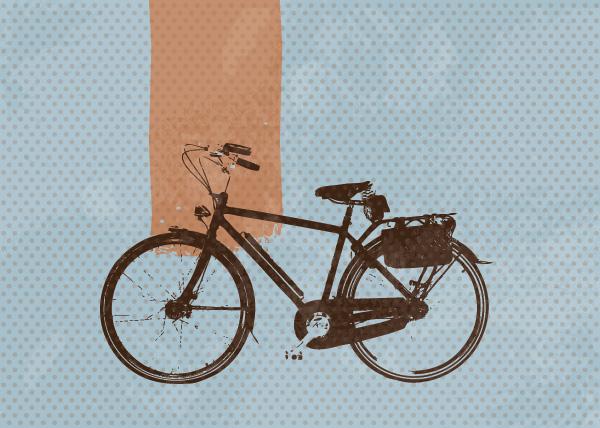自行车矢量图-淘特网--http://www.tot.name