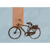 素材 自行车/自行车矢量图