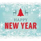 2108新年、圣诞节矢量素材